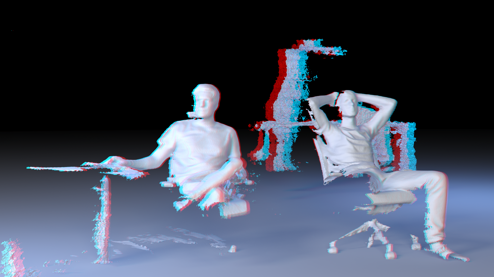 KinFu - Kinect 3D Scan Toolkit