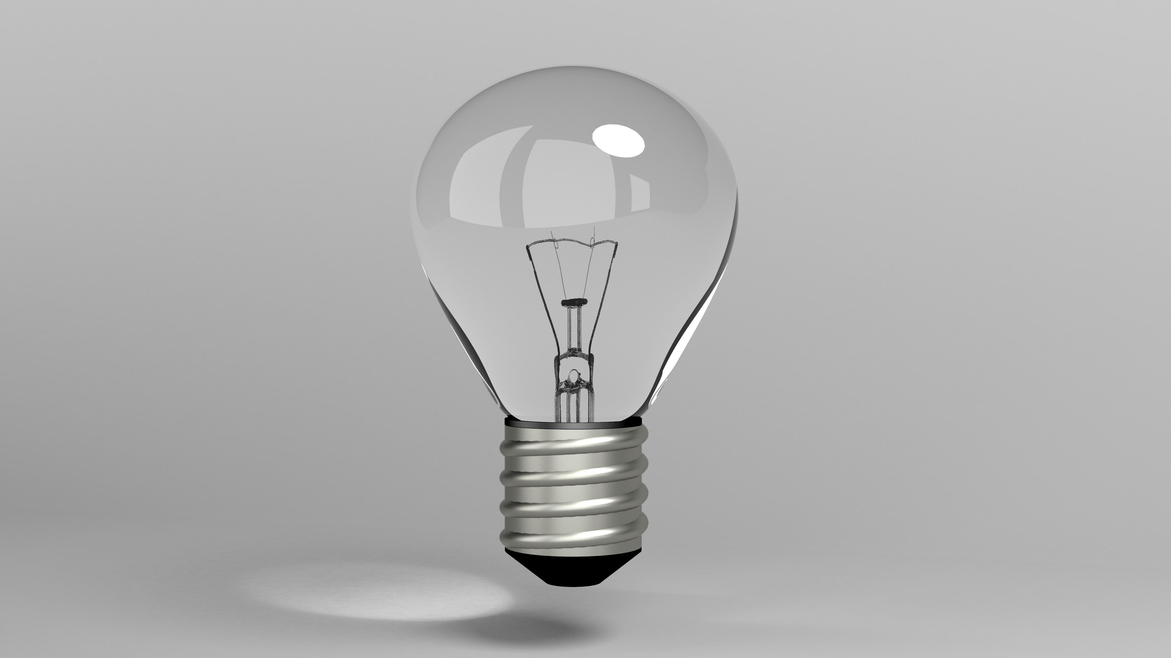 Media Light Bulb